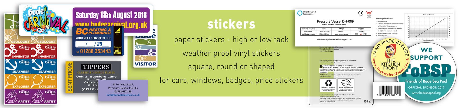 Arrow Print - Sticker Slider