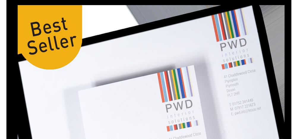 Arrow Print Corporate Letterheads