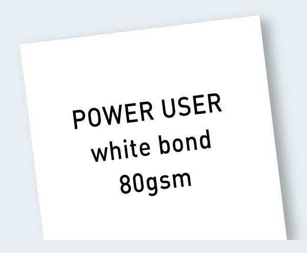 Arrow Print Power User Paper
