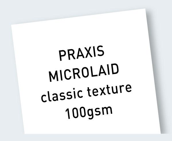 Arrow Print Praxis Paper