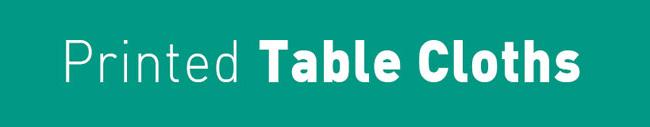 Arrow Print Table Cloths title