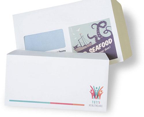 Arrow Print Printed Envelope