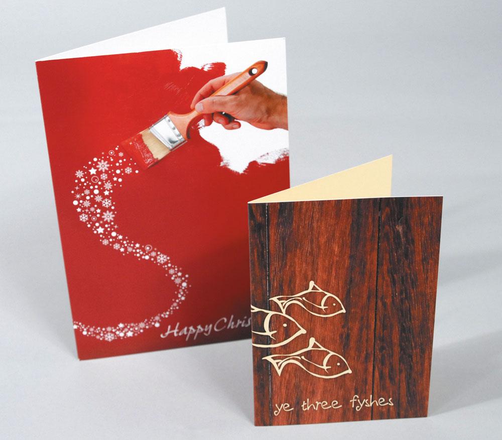 Arrow Print - Greetiings Cards
