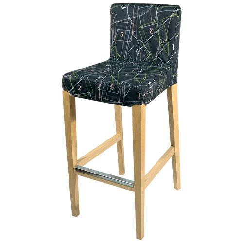 Arrow Print chairs