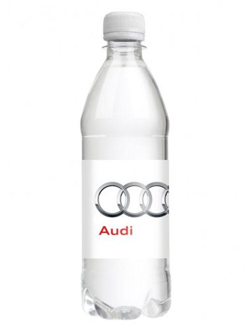 Arrow Print Branded Water Bottle