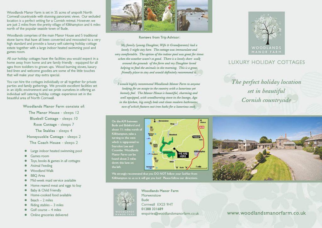 Arrow Print Woodlands Gallery